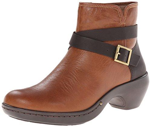 Lätt Anda Kvinna Corentine Boot Mörkbrun