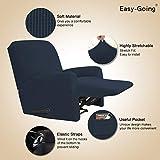 Easy-Going Recliner Stretch Sofa Slipcover Sofa