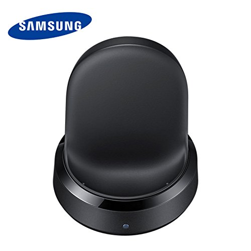 samsung gear s3 how to know its charging