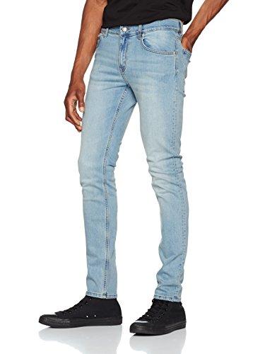 Stonewash Blu Monday stonewash Blue Jeans Blue Tight Uomo Cheap aUwxH6zH