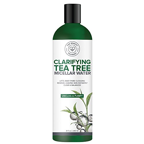 Beauty Foundry Tea Tree Face Micellar (Tea Tree Water)