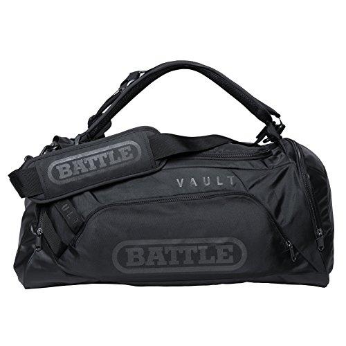 Battle Vault Duffle Bag Black, One Size