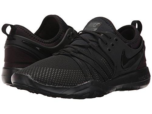 Nike Womens Free Tr 7 Scarpe Da Allenamento Nero / Nero / Grigio Scuro