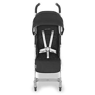 Maclaren Quest Buggy – Voll ausgestattet, leicht und kompakt. Newborn Safety System™ und kompatibel mit Maclaren Babywannen, ausziehbare UPF50+/wasserdichte Haube, Zubehör in der Box 1