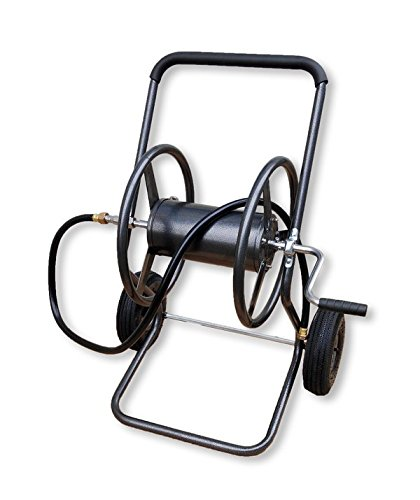 BACKYARD EXPRESSIONS PATIO · HOME · GARDEN 913641 2 Wheel Hose Reel Cart