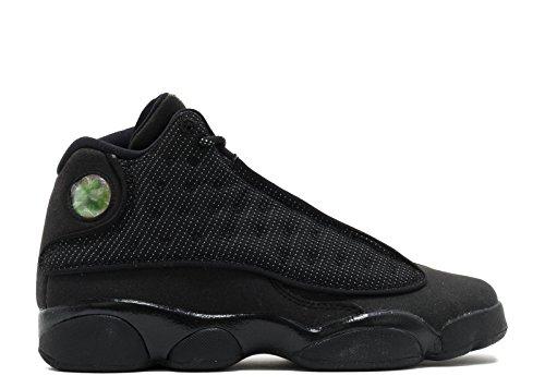 Nike Air Jordan 13 Retro Bg (gs) Svart Katt - 884129-011
