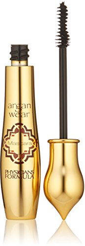 Physicians Formula Argan Wear Ultra-Nourishing Argan Oil Mascara, Ultra Black, 0.3 Ounce