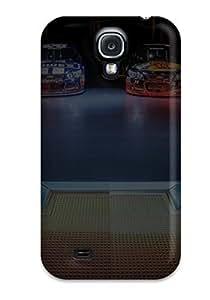 New Chevrolet Nascar Ss Race Car La Auto Show Tpu Case Cover, Anti-scratch ZpnVECs912cEWCS Phone Case For Galaxy S4 by icecream design