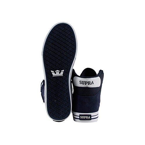 Supra Vaider LC Sneaker Marine-weiß