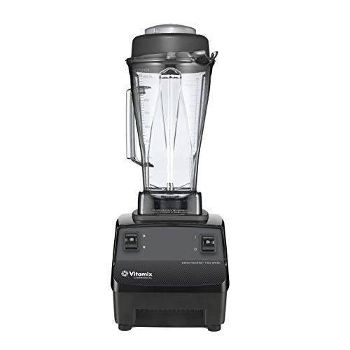 Vitamix 62828 Two Speed 64 oz Drink Machine Bar Blender (BPA-Free Clear Stackable Container) ()