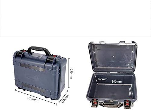 キャリングケース、ポータブルカー家庭用プラスチックハードウェアツールボックス、保護ボックス、計器ボックス
