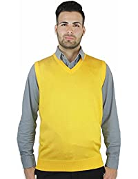 Amazon.com: Yellows - Vests / Sweaters: Clothing, Shoes & Jewelry