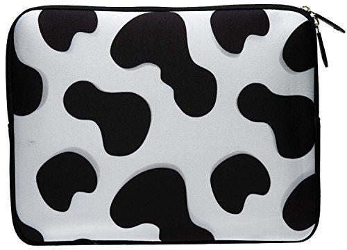 "7.9""Design ipad mini/iPad Mini 2/iPad Mini 3funda suave carcasa Bolsa Pouch Skin. Ajuste perfecto. Diferentes patrones Disponible. (parte 1de 3) - Cow Patches"