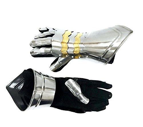 Metal Gloves - 4
