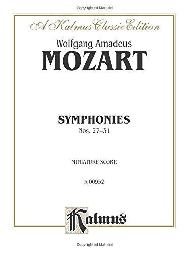 mozart symphony 31 score - 4