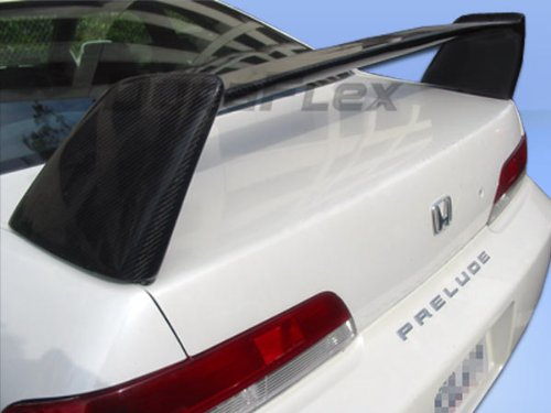 Duraflex Replacement for 2002-2006 Acura RSX / 1997-2001 Honda Prelude Type R Rear Wing Trunk Lid Spoiler - 1 Piece