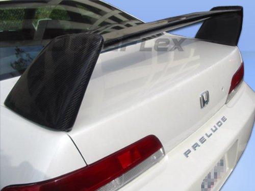 Spoiler Rear Honda Prelude Trunk - Duraflex Replacement for 2002-2006 Acura RSX / 1997-2001 Honda Prelude Type R Rear Wing Trunk Lid Spoiler - 1 Piece
