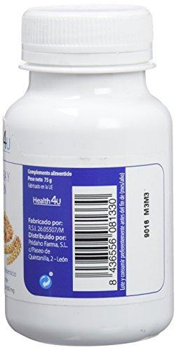 H4U - H4U Levadura de Cerveza y Germen de Trigo 125 comprimidos de 600 mg: Amazon.es: Salud y cuidado personal