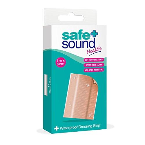 Safe and Sound 6cm x 1m Waterproof Strip