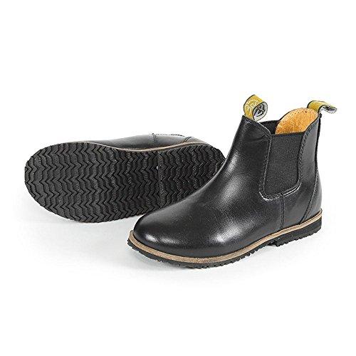 Shires Moretta Fiora Childs Jodhpur Boots Black