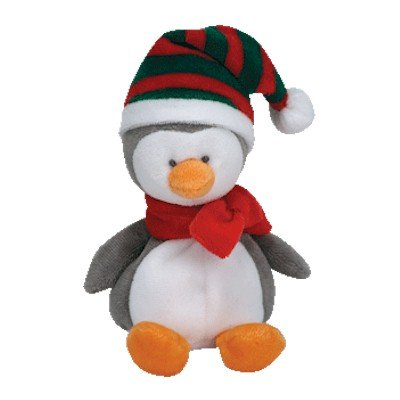 Ty Jingle Beanies Icicles - Penguin