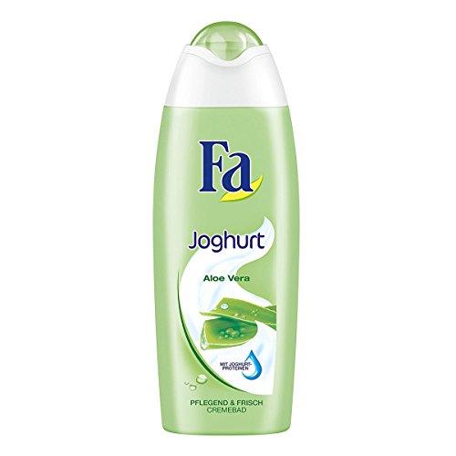 Yogurt Aloe Vera Sensitive Foam Bath 500ml foam bath by - Yogurt Fa