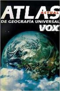 Atlas actual de geografia universal (Spes)