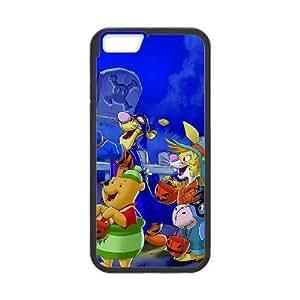Pooh's Heffalump Halloween Movie iPhone 6 Plus 5.5 Inch Cell Phone Case Black najj