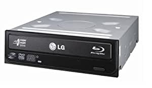 LG Electronics CH08LS10K LightScribe SATA Blu-ray Combo Drive, Bulk (Black)