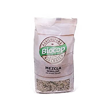 Biocop - Mezcla Semillas Sésamo tostado Biocop 250g: Amazon.es ...