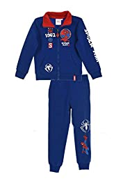 Spiderman Ultimate Hero Childrens Hooded Tracksuit - Spring Summer Collection