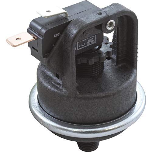 Tecmark 45-100-4010 Spa Controller Pressure Switch, 2.0PSI, 4010P, White ()
