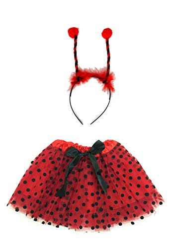42743176ff367 Rush Dance Tutu Skirt, Ears, Tail Headband Halloween School Performance  Costume (Kid Size