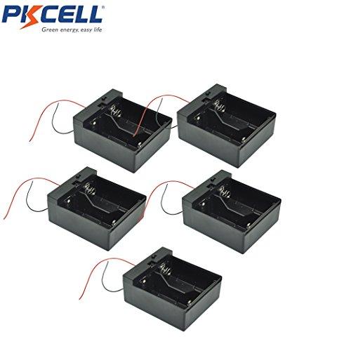 3 volt d battery - 5