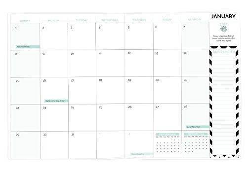 bloom planificadores diario 2016 año calendario Planificador ...