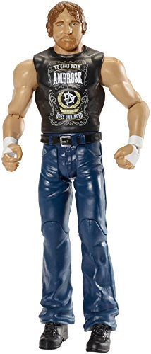 wwe action figure dean - 6