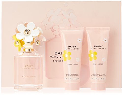 Marc Jacobs Daisy So Fresh 3 Piece Gift Set for Women