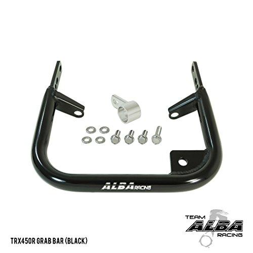 Honda TRX 450R (2004-2009 / 2012-2014) ATV Rear Grab Bar Bumper Black