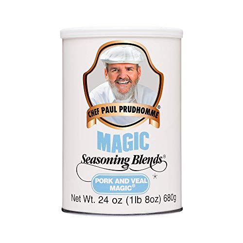 Veal Magic - Chef Paul Prudhommes Pork and Veal Magic - 24 oz. can, 4 cans per case