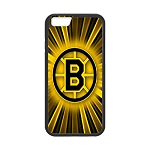 iPhone6s Plus 5.5 inch Phone Case Black Boston Bruins ZHC2688341