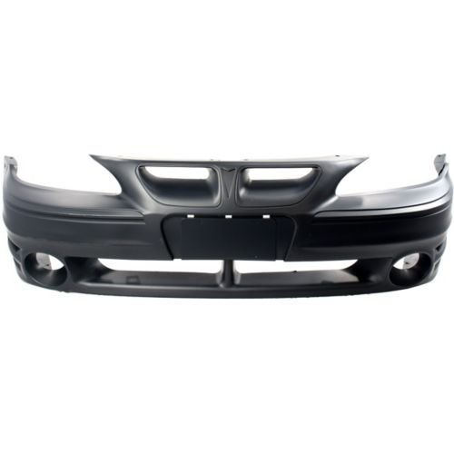 Perfect Fit Group P010304P - Grand Am Front Bumper Cover, Gt Model, Primed