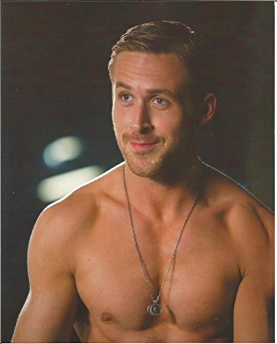 Ryan Gosling no shirt - 8 x 10 #3 - Photo - With Gosling Shirt No Ryan