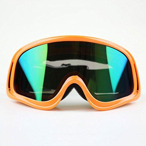natación Gafas Metro explosiones esquí a la PC de Anteojos Motocicleta de Prueba Material qrtZr17