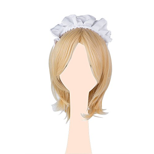 [Maid culture Cosplay Accessories maid Maid Circlelet 1st] (Maid Hat)
