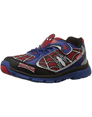 Ultimate Spider-Man Light-Up Sneaker (Toddler/Little Kid)