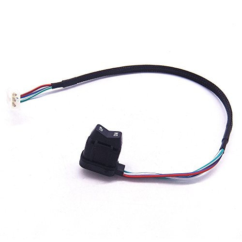 (87-859032T3 859032T 3 Trim & Tilt Switch & Harness for Mercury Outboard Motor Remote Control)