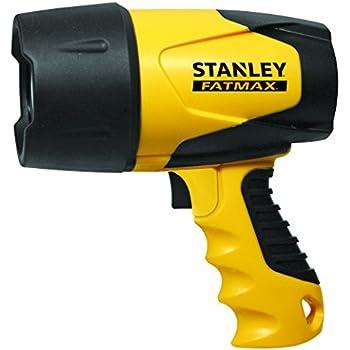 Amazon Com Stanley Fatmax Fl5w10 Rechargeable 520 Lumen
