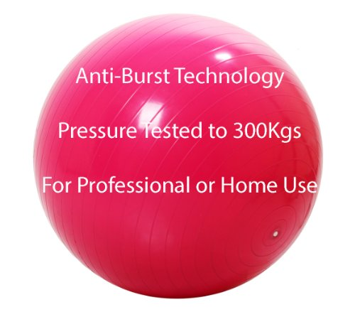 Miracle Products BirthExercise Ball 55 cm Red
