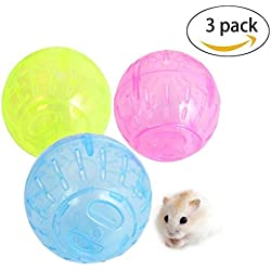 Hamster Ball Toy,Run Exercise Ball for Small Animal,Run-About Mini Ball for Pet
