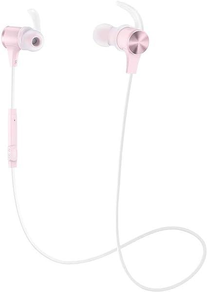 Auriculares Bluetooth TaoTronics SoundElite 71 auriculares inalámbricos aptX HD HiFi Audio 20H Playtime Bluetooth 5.0 IPX6 auriculares deportivos